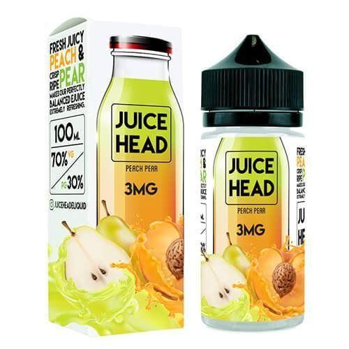 Juice Head Peach Pear 100ml