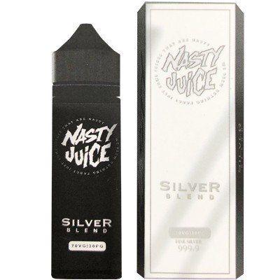 Nasty Tobacco Silver 60 ml