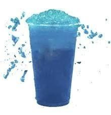 Hype Blue Slushee 100ml
