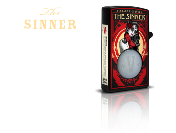 Vintage The Sinner 15 ml
