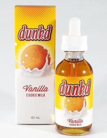 Dunkd Vanille 60 ml
