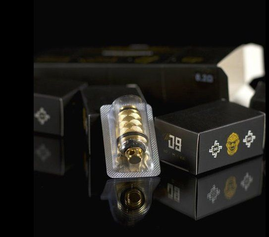 Coils zu Tank No.9 Cloud Kicker