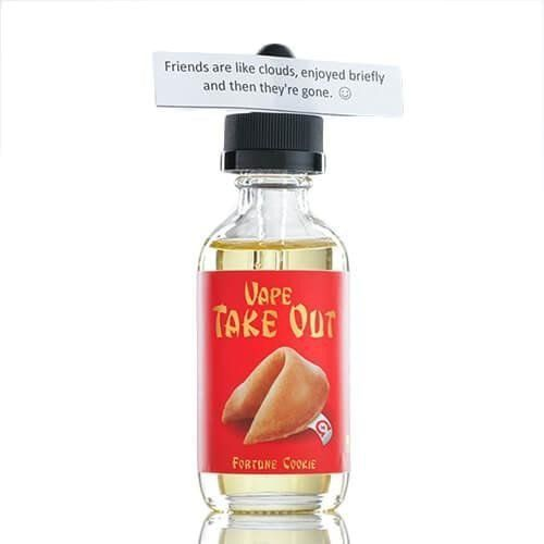 Vape Take Out Fortune Cookie 60ml