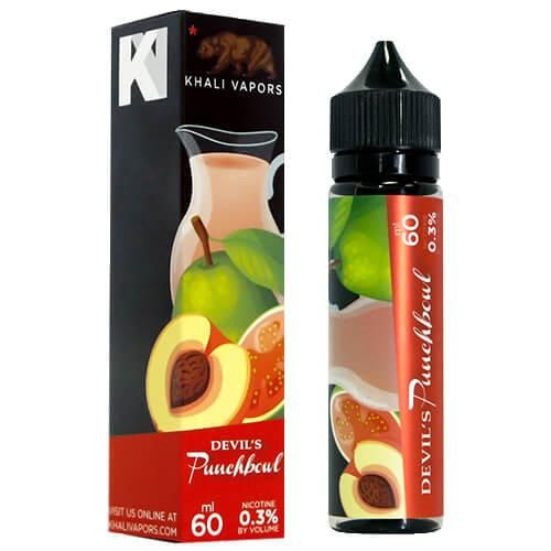 Khali Vapors Devil's Punchbowl 60ml