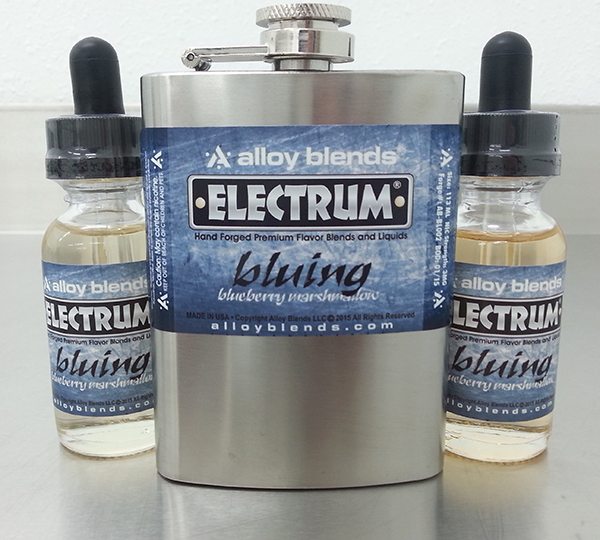 Electrum Lustor Flask 120 ml