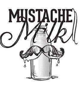 Charlies Chalk Dust Mustache Milk 30 ml
