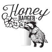 Charlies Chalk Dust Honey Badger 30 ml