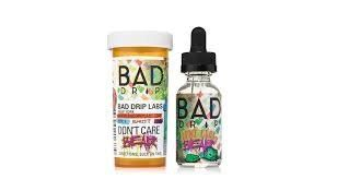 Bad Drip Don't Care Bear 30ml