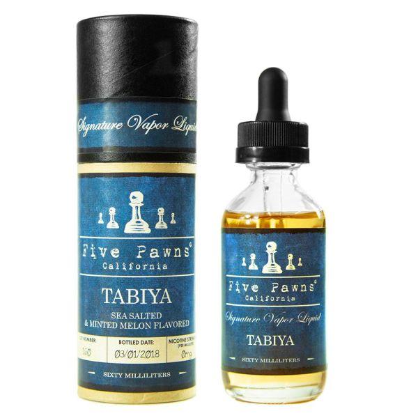 Five Pawns Tabiya 60 ml