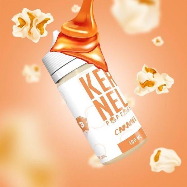 Kernel Vapors Caramel Popcorn 100ml
