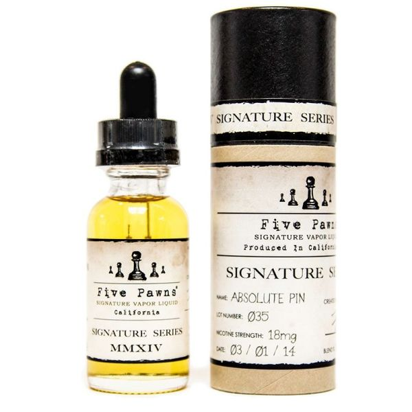 Five Pawns Absolute Pin 30 ml