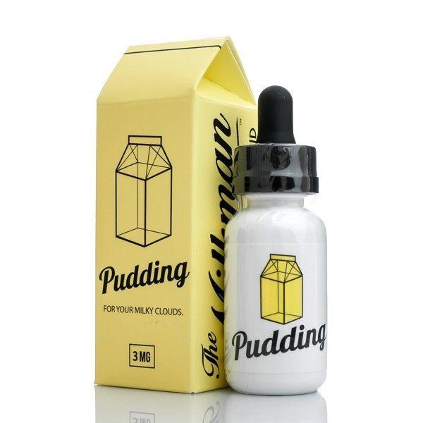 The Milkman Pudding 30ml