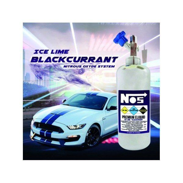 NOS Blackcurrant 50ml