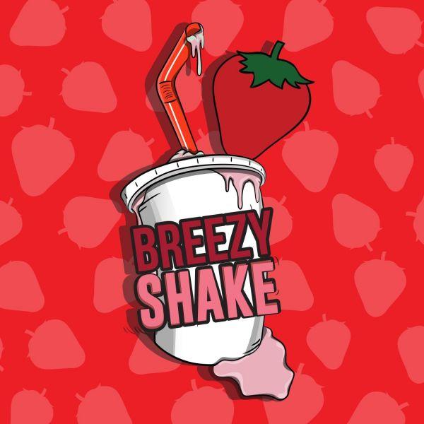 Milkshake Liquids Breezy Shake 100ml
