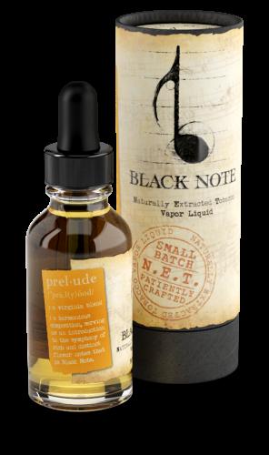 Black Note Prelude 30 ml