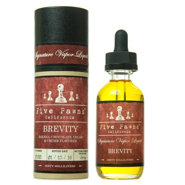 Five Pawns Brevity 60ml