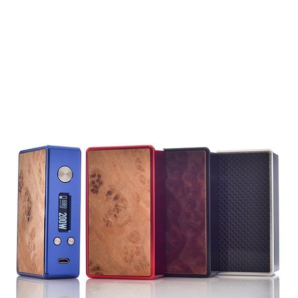 Lost Vape EFusion Mini Wood DNA 200 Box Mod